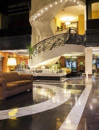 Lobby Krystal Monterrey Hotel Monterrey