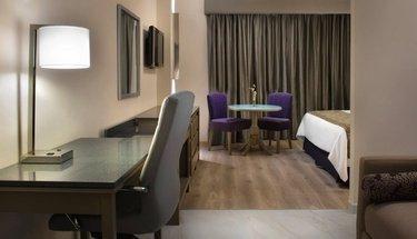 Room Krystal Monterrey Hotel Monterrey