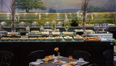 Cafe Flores Krystal Monterrey Hotel Monterrey