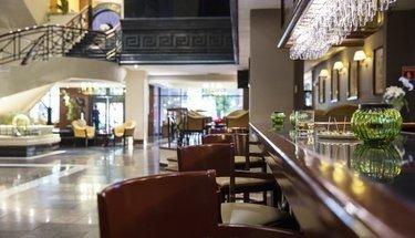 Lobby Bar Krystal Monterrey Hotel Monterrey