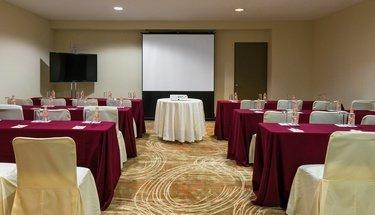 Meeting Room Krystal Monterrey Hotel Monterrey