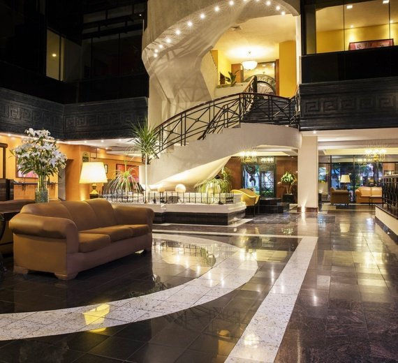 Krystal Monterrey Hotel Monterrey