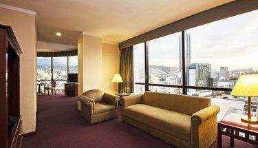 Master Suite Krystal Monterrey Hotel Monterrey