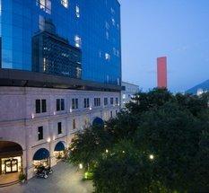 Facade Krystal Monterrey Hotel Monterrey